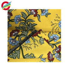 wholesale polyester african textile ankara wax print fabric for women