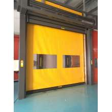 Self-repair Fast Rolling Up Door