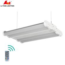 Alto lumen 130lm / w industrial IP54 que contiene 100w 140w 200w 240w 300w LED alta luz de la bahía con oscurecer 1-10v y el sensor de movimiento