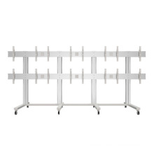"""Video Wall Stand 8- Screens 40-55"""" (2*4) (AW 800)"""