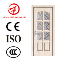 Neueste Design PVC Tür Preise Holz Türgriff