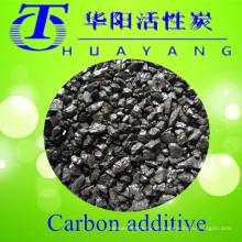 Conteúdo de carbono 94% teor de enxofre0, aditivo de aço carbono .24%