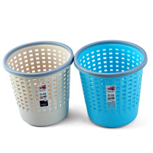 Plastic Hollow Open Top Rubbish Bin