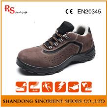Biqueira de aço para sapatos de segurança Alemanha RS895