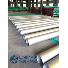 Tubo de aço inoxidável tubo de grande diâmetro tubo sem costura