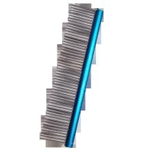 Customized Aluminum Comb and Pet Brush Dog Comb Grooming Tool
