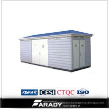 13.8kv 800kVA Electrical Substations La Subestacion