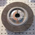 Abrasive Flap Wheel with Aluminium Oxide Material for Metal Polishing