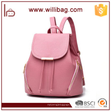 Venta al por mayor Quality Fashion 2016 Woman Backpacks Shopping Lady Bags