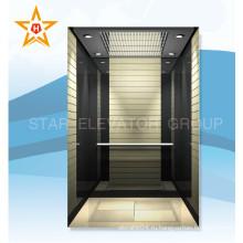 AC Drive Type Отель Лифт Лифт Лифт в Китае