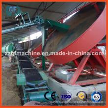 Sugar Residue Pelletizing Fertilizer Equipment Plant