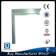 Cadre de porte en métal bon marché Fangda