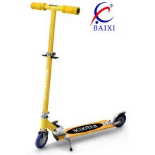 Scooters Kids con rueda intermitente de PVC (BX-2M009)
