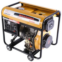 Diesel Generator CE Zertifikat 5KW Max. _WH5500DG