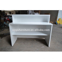 White painting wedding party bar table serves XYN328
