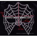 Мода металлический посеребренный полный кристалл паук человек маска для карнавала