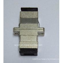 Sc Adaptadores de fibra óptica de metal