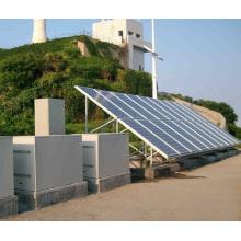 Sistema de energía solar casero del panel solar de la rejilla 1000W