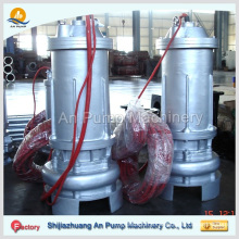 Asw Stainless Steel Submersible Sewage Pump