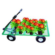 Outil chariots sur roues en caoutchouc