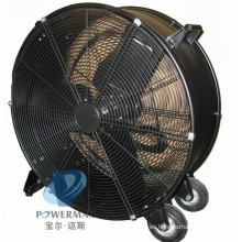 """24"""" tambor de alta velocidad ventilador Hvd-24f"""