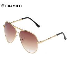 S026 Custom logo vintage fashion men sunglasses