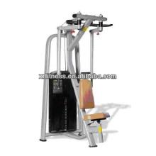 Coffre assis commercial de bras droit / équipement de forme physique