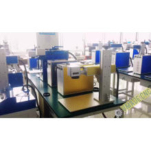 3 Years Warranty Fiber Laser Marking And Printing Machine For Sale