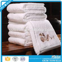 Fabricación profesional Toallas de lujo del hotel de algodón
