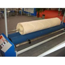 Automatische horizontale Stoff Rollen Maschine