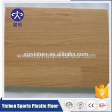 Utilisation du parquet en mousse de PVC dans les terrains de sport ou de maison