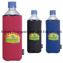 Custom Imprinted Basic Collapsible Neoprene Bottle Kooler