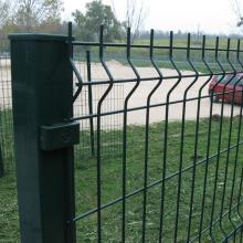 Panneaux de clôture en treillis soudés