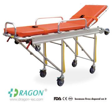 ДГ-AL004 высокопрочный алюминиевый регулируемый складной растяжитель машины скорой помощи