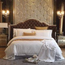 China conjuntos de cama branca simples (ws-2016337)