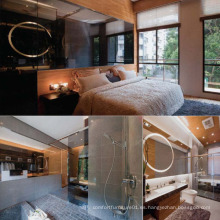 Star Hotel Muebles de dormitorio para hoteles y apartamentos (EMT-SKA05)