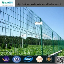 Welded Wire Mesh Fence Panel Protecting Fence