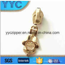 Direct Factory Prices Custom Slider pour 5 # Nylon Zipper