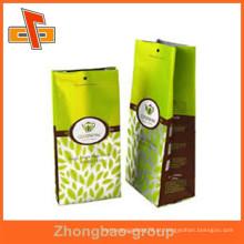 Fábrica de China O OEM acatou personaliza o selo do calor saco de alumínio da folha com seu logotipo