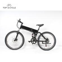 "CER / EN15194 genehmigte neues grünes 26 ""elektrisches Fahrradfahrrad Berg ebike China"