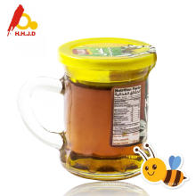 Liquid raw polyflower honey