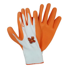 Colorful Soft Foam Latex Gardening Work Glove