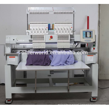 2 6 9 heads cheap embroidery machine / computer embroidery machine