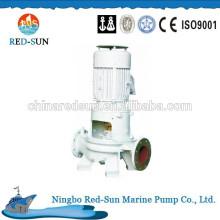 Marine sea water cooling pump