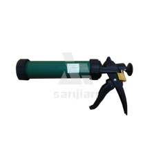 """El más nuevo tipo 9 """"arma de calafateo esquelético, pistola del silicón pistola del aplicador del silicón, pistola del sellador del silicón (SJIE3015)"""