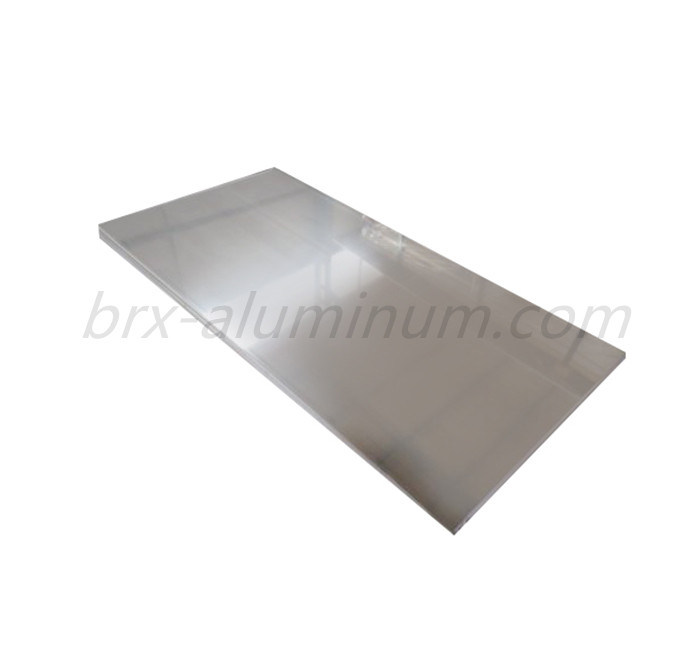 Aluminum Alloy Sheet with Mirror Finished