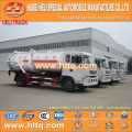 DONGFENG 4x2 vacuum suction and pressure washing truck 170HP cummins engine