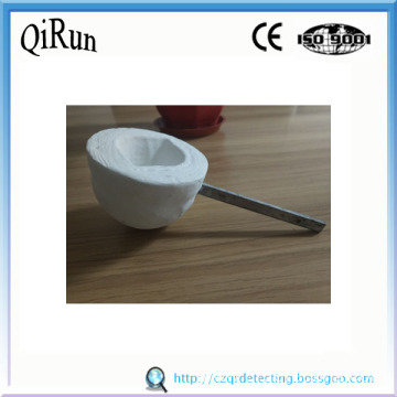 Fiber Ceramic Sampling Spoon