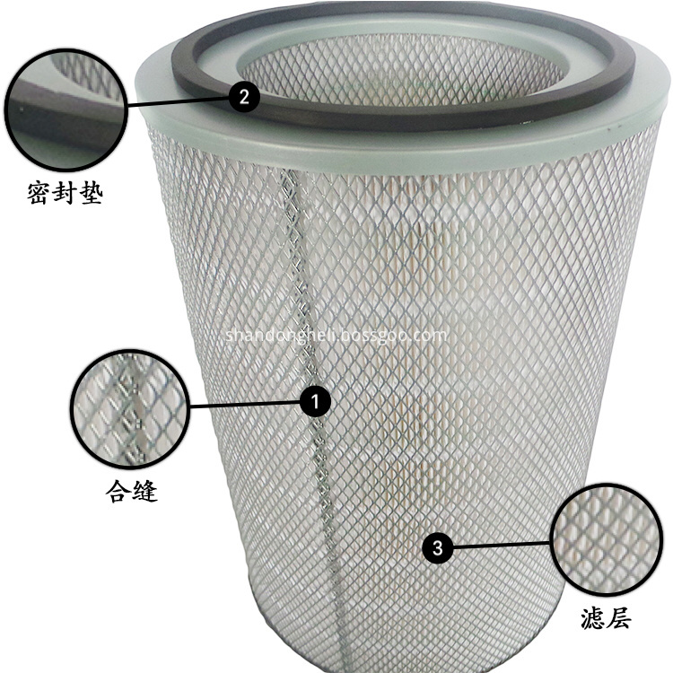 Roots Blower Air Filter