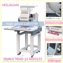 Вышивальная машина HOLIAUMA DAHAO Sys с одной высокоскоростной машиной с 15 цветами
